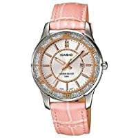 Casio Enticer Analog Silver Dial Women's Watch - LTP-1358L-4AVDF (A808)