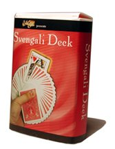 Bicycle Svengali Deck From Royal Magic - The Most Popular Trick Deck of All Time.