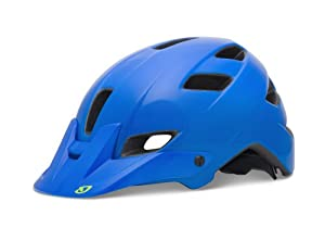 Giro Feature Cycling Helmet (Blue, Large)