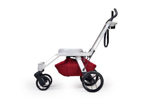 Orbit Baby Stroller Frame G2, Ruby