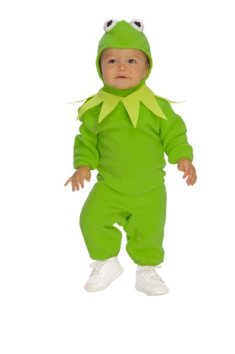 The Muppets Romper And Headpiece Kermit The Frog