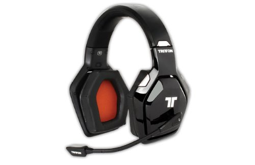 Microsoft Licensed Tritton Warhead 7.1 Wireless Headset (Xbox 360)