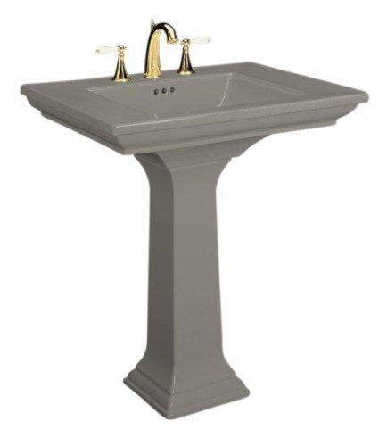 Kohler Memoirs Pedestal Sink : Kohler Memoirs K-226-8-8-K4 Bathroom Pedestal Sinks Cashmere (Kohler ...