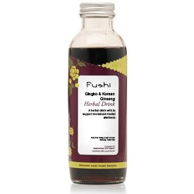 Alertness Gingko & Korean Ginseng Herbal Drink- A natural remedy for memory and concentration