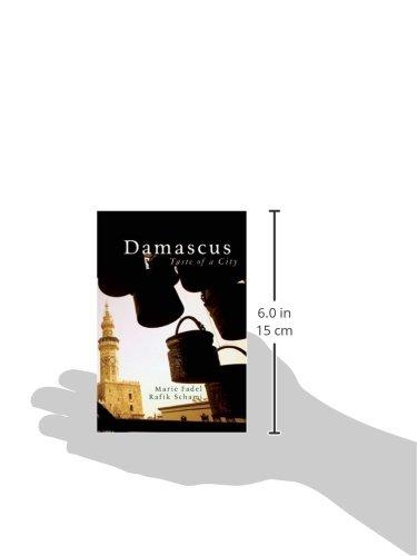 Damascus: Taste Of A City (Armchair Traveller)