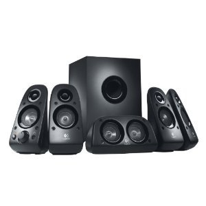 Logitech Surround Sound Speakers Z506 (980-000430) With Mini Tool Box (Cog)