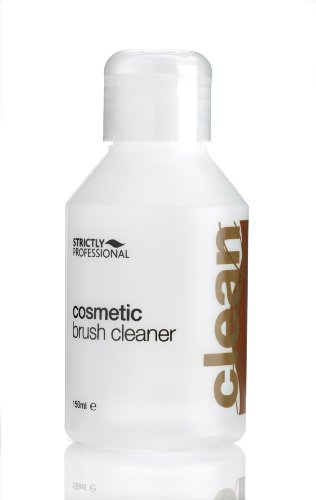 Strictly Professional Cosmetic Brush Cleaner Removes Make-Up from Brushes - 150ml