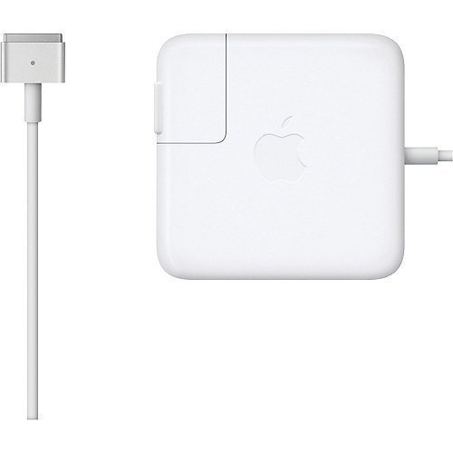 Apple 45W MagSafe 2 Power Adapter for MacBook Air with AC Ex