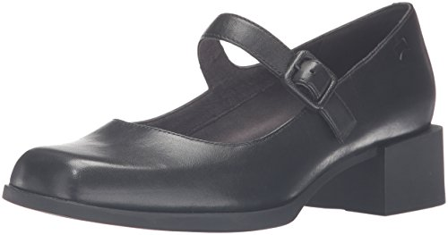 Camper Women's Kobo Mary Jane Dress Pump, Black, 37 EU/7 M US (Camper Mary Jane compare prices)