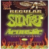 Ernie Ball 2146 Acoustic Regular Slinky String