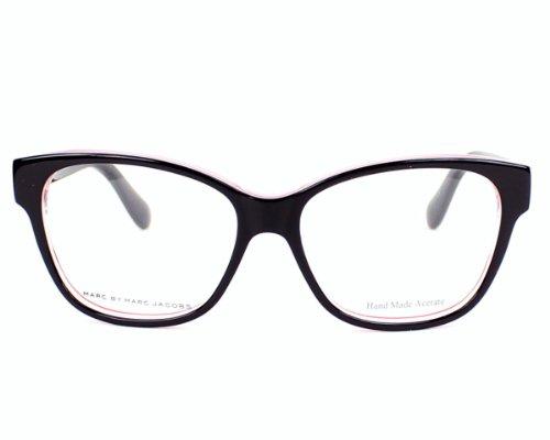 Marc By Marc JacobsMarc by Marc Jacobs eyeglasses MMJ 591 0JR Acetate Black - Red