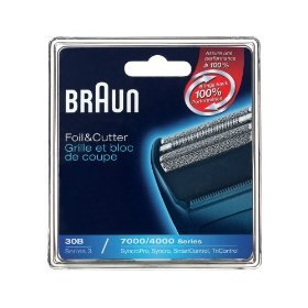 Braun 4700 Series TriControl and Smart Control 3 foil and cutter (Braun 7790 compare prices)