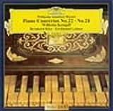 モーツァルト:ピアノ協奏曲第22番&第24番