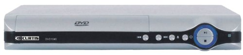 Curtis DVD1046 Progressive Scan Auto Load Compact DVD Player