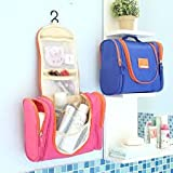 HPK Hanging Travel Toiletry Bag Wash Makeup Organizer Pouch Cosmetic Bag