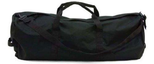 Northstar 1050 HD Tuff Cloth Diamond Ripstop Series Gear/Duffle Bag (16 x 40-Inch, Black)