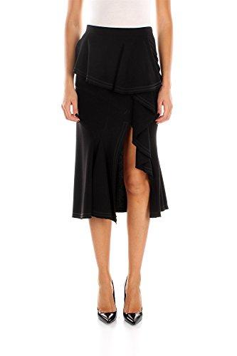 15I4056060001-Givenchy-Jupes-Femme-Laine-Noir