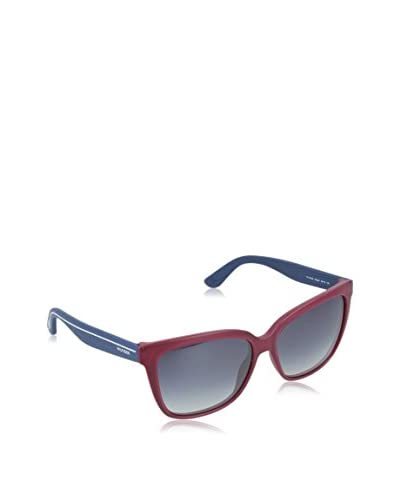 Tommy Hilfiger Gafas de Sol 1312/S G5 (55 mm) Burdeos / Azul
