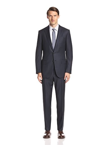 Ermenegildo Zegna Men's Tonal Textured Suit