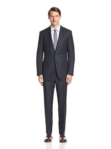 Ermenegildo Zegna Men's Tonal Textured Suit