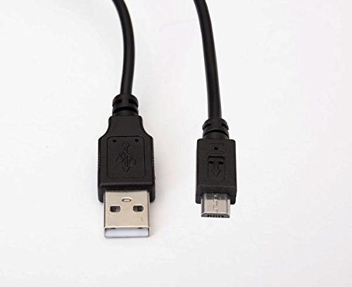 OMNIHIL 2.0 High Speed USB Data/Charging Cable for Turtle Beach Wireless Gaming Headset
