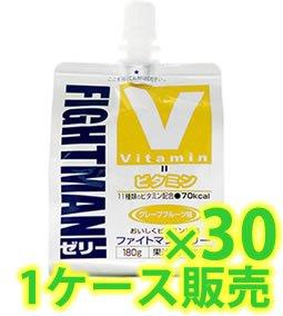 廣貫堂 ファイトマンゼリー(ビタミン) 180g