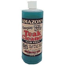 Amazon One Step Teak Cleaner Quarts