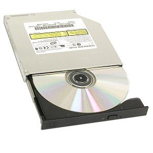 Samsung TS-L462D 24x CD-RW/8x DVD-ROM Notebook IDE Drive (Black)