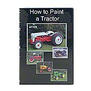 How To Paint A Tractor -Video (Dvd)