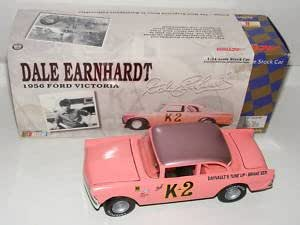 dale earnhardt k 2 1956 pink ford victoria 1. Black Bedroom Furniture Sets. Home Design Ideas