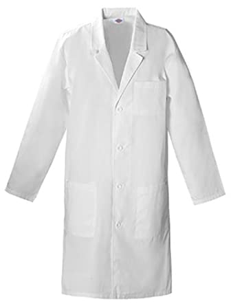 Dickies 'Unisex Multi Pocket Lab Coat' Lab Coat Small