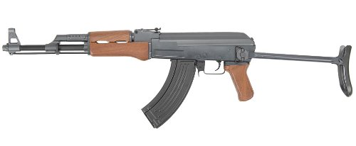 CM AK47-S Komplettset AEG Softair 6mm BB