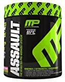 MusclePharm Assault Pre-Workout 20 Servings (Raspberry Lemonade)