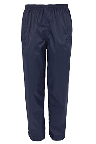 mountain-warehouse-pakka-kids-100-waterproof-over-trousers-pack-away-rainproof-children-all-ages-nav