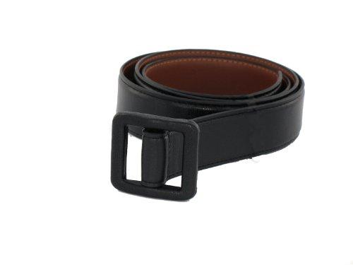 Metal Free Travel Belt (Large (40-42) Black/Brown