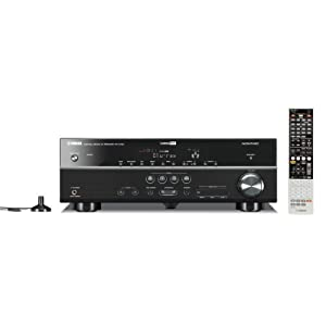 Yamaha RX-A700 7.1-Channel Audio/Video Receiver ($329.22)