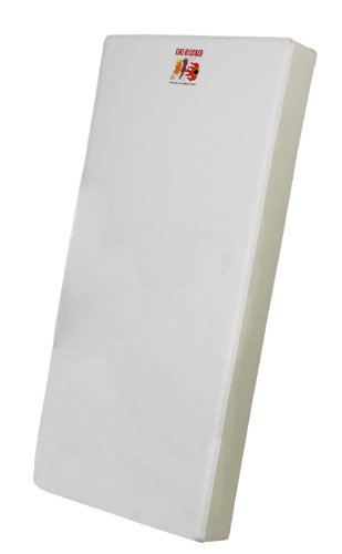 Dream On Me Firm Foam Play Yard Mattress Square Corner - 1