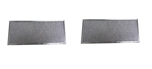 Heating, Cooling & Air 2 PACK JENN-AIR ALUMINUM GREASE FILTER #71002111 (Jenn Air Range Gas Downdraft compare prices)