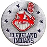 Metal Lapel Pin - Major League Baseball - MLB, Cleveland Indians Team (Second) at Amazon.com
