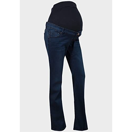 Maternity Bootcut Over the bump Jeans, Inside leg 32