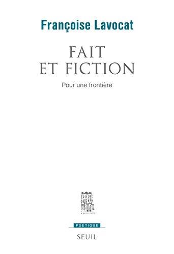 Fait et fiction : Pour une frontière
