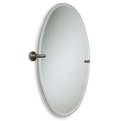 Oval Tilting Mirror