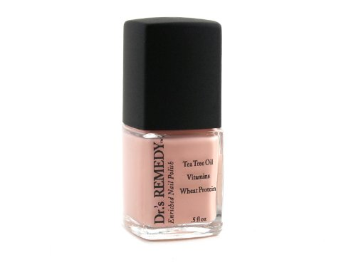 Dr.\'s Remedy Enriched Nail Polish - Nurture Nude Pink   Preen.Me