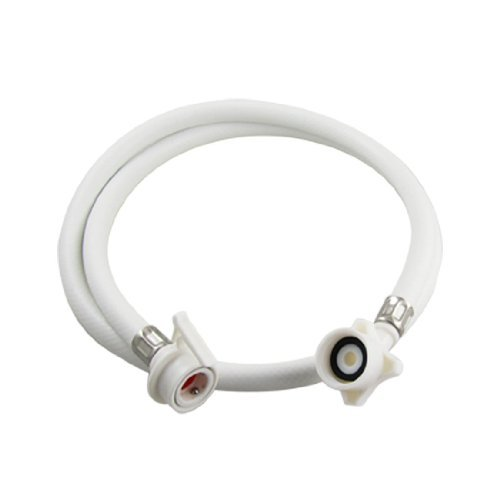 Water & Wood 1.5M White Flexible Hose Tube For Home Washing Machine front-580996
