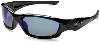 Oakley Mens Straight Jacket Fishing Polarized Sunglasses by Oakley