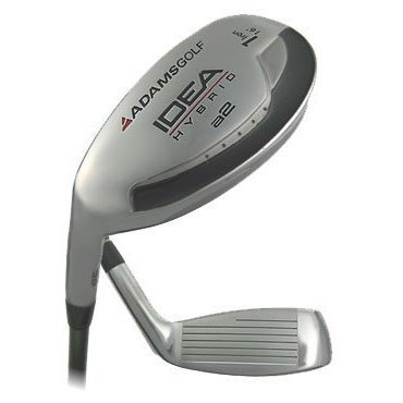 Adams Golf Idea A2 Utility/Hybrid Mens Golf Club - Left Handed Stiff Graphite #4 23 Degree