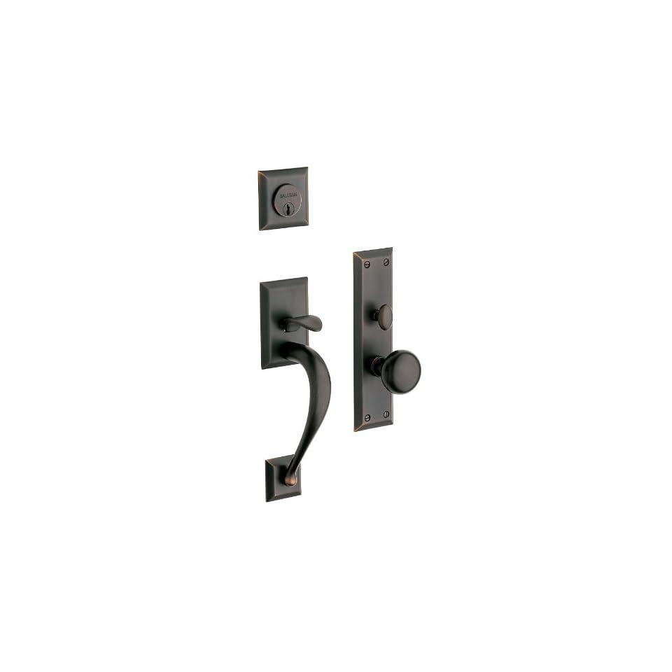 Baldwin Hardware 6571.112.FD Concord set Trim Front Door Handle