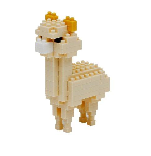 nanoblock NBC-079 Alpaca Cream