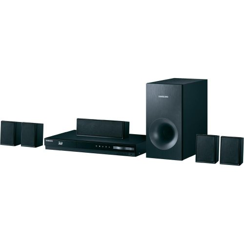 Samsung HT-H4500R 5.1 3D Blu-ray Home Theatre System with Online Content