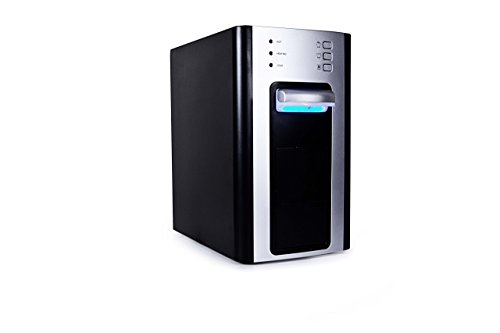 Drinkpod USA 400 Series Bottleless Countertop Water Cooler Made of Stainless Steel, Perfect Water Filtration System, 3 Temperature Modes, Leak Detection & Moisture Sensor, Energy Saving Mode (Alkaline Water Cooler compare prices)